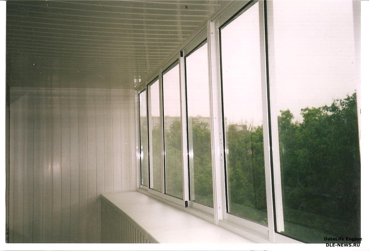 Алюминиевые рамы на балкон цена..